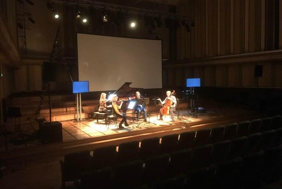 Jauniausios kompozitorių kartos kūryba – naujame muzikos festivalyje GED 42