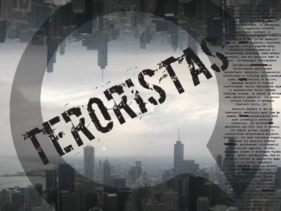 """Spektaklis """"Teroristas"""" analizuoja radikalųjį islamą"""