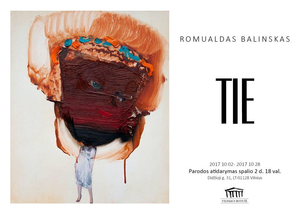 R. Balinsko tapybos parodoje – tie, kurie yra