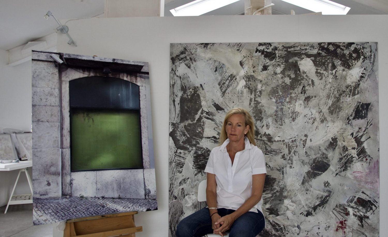 Britų menininkė ieško tapybos žvelgdama pro fotoaparato akutę