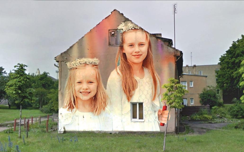 """Graffiti kultūra Klaipėdoje: T. Vincaičio-Plūgo personalinė paroda """"Nuo gatvės iki galerijos"""""""