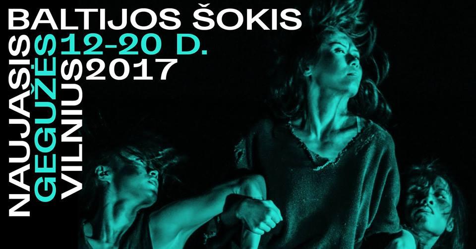 """""""Naujasis Baltijos šokis '17"""" pristatys net 20 šokio pasirodymų"""