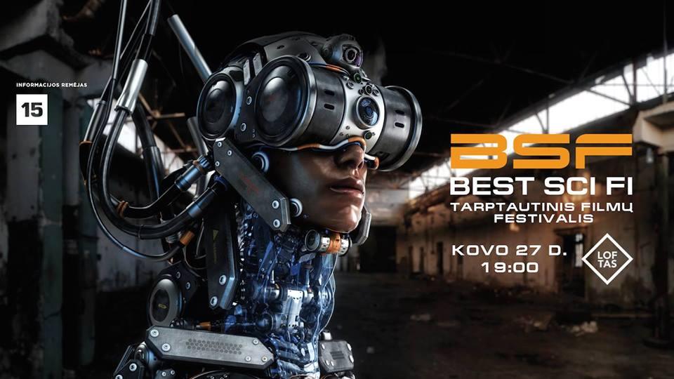 """Kovo pabaigoje """"Loftas"""" kviečia į fantastikos filmų festivalį """"Best Sci Fi"""""""