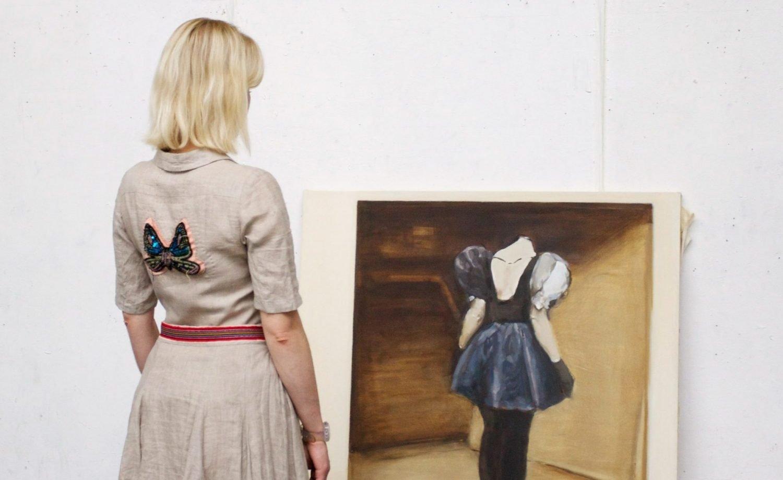 """Parodoje """"Postprodukcija"""" – ryšio tarp rūbo ir žmogaus individualumo paieškos"""
