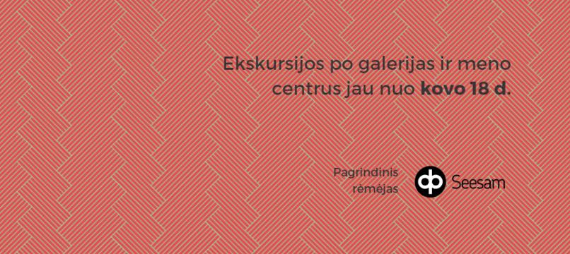 "Pasivaikščiojimai po galerijas kartu su ""Vilnius Art Walk"""