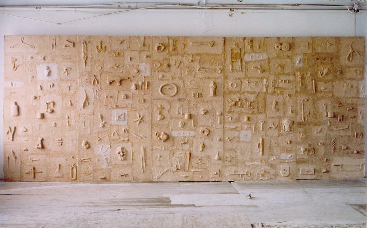 """Naujoje TRIVIUM galerijos erdvėje – Orūnės Morkūnaitės paroda """"Siena"""""""