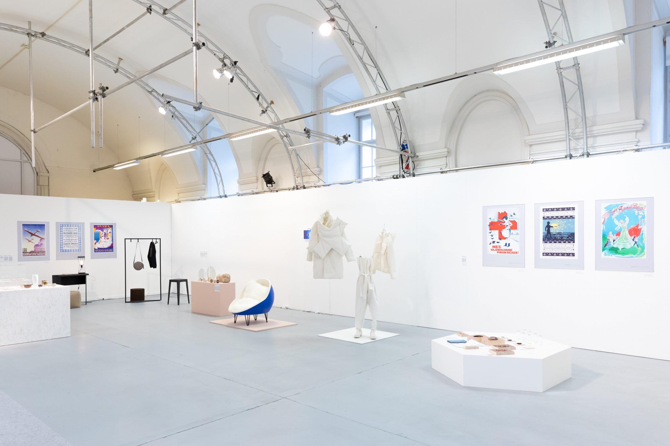 """Vienoje atidaryta lietuviško dizaino paroda ,,A House Full of Creativity"""""""