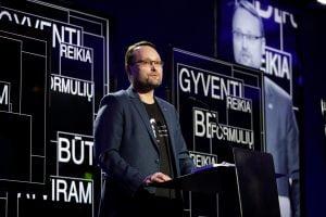 Kultūros ministras: bendromis pastangomis šiemet turime itin turtingą Vilniaus knygų mugės programą