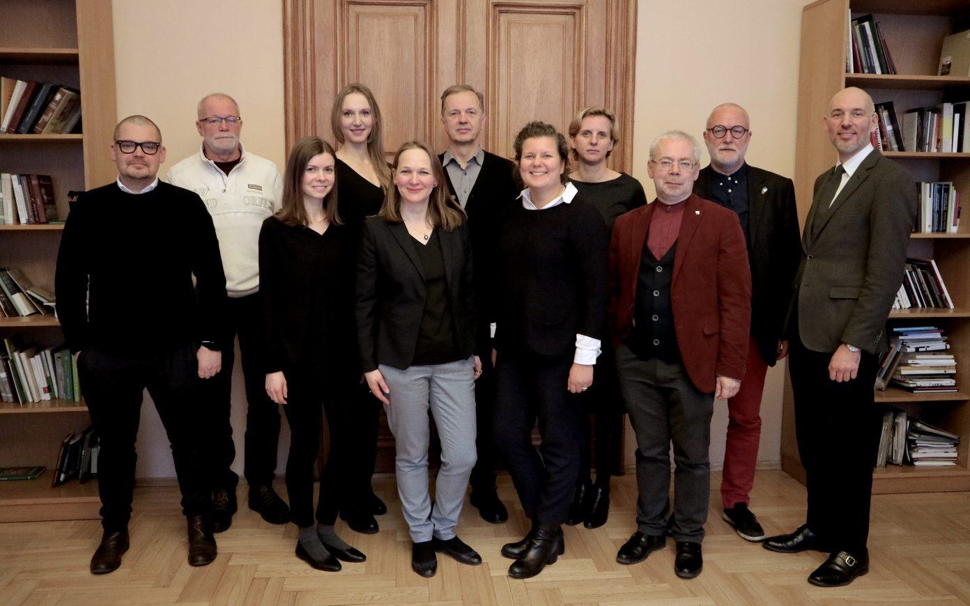 Lietuvos architektūros meno taryba.