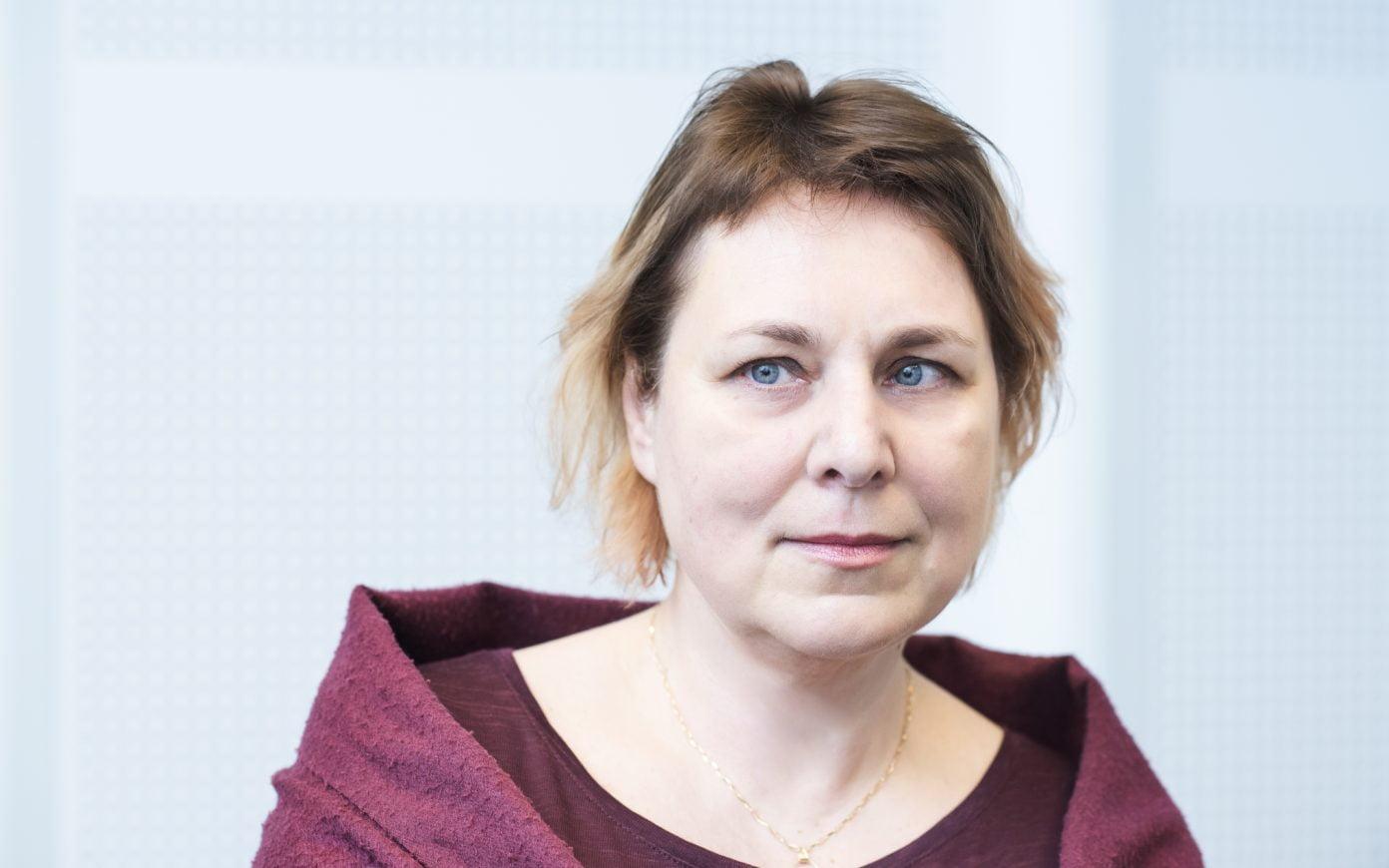 Kompozitorė Zita Bružaitė. Foto: Dmitrij Matvejev