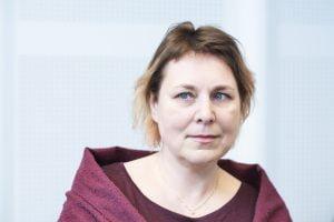 Kultūros viceministre paskirta kompozitorė Zita Bružaitė