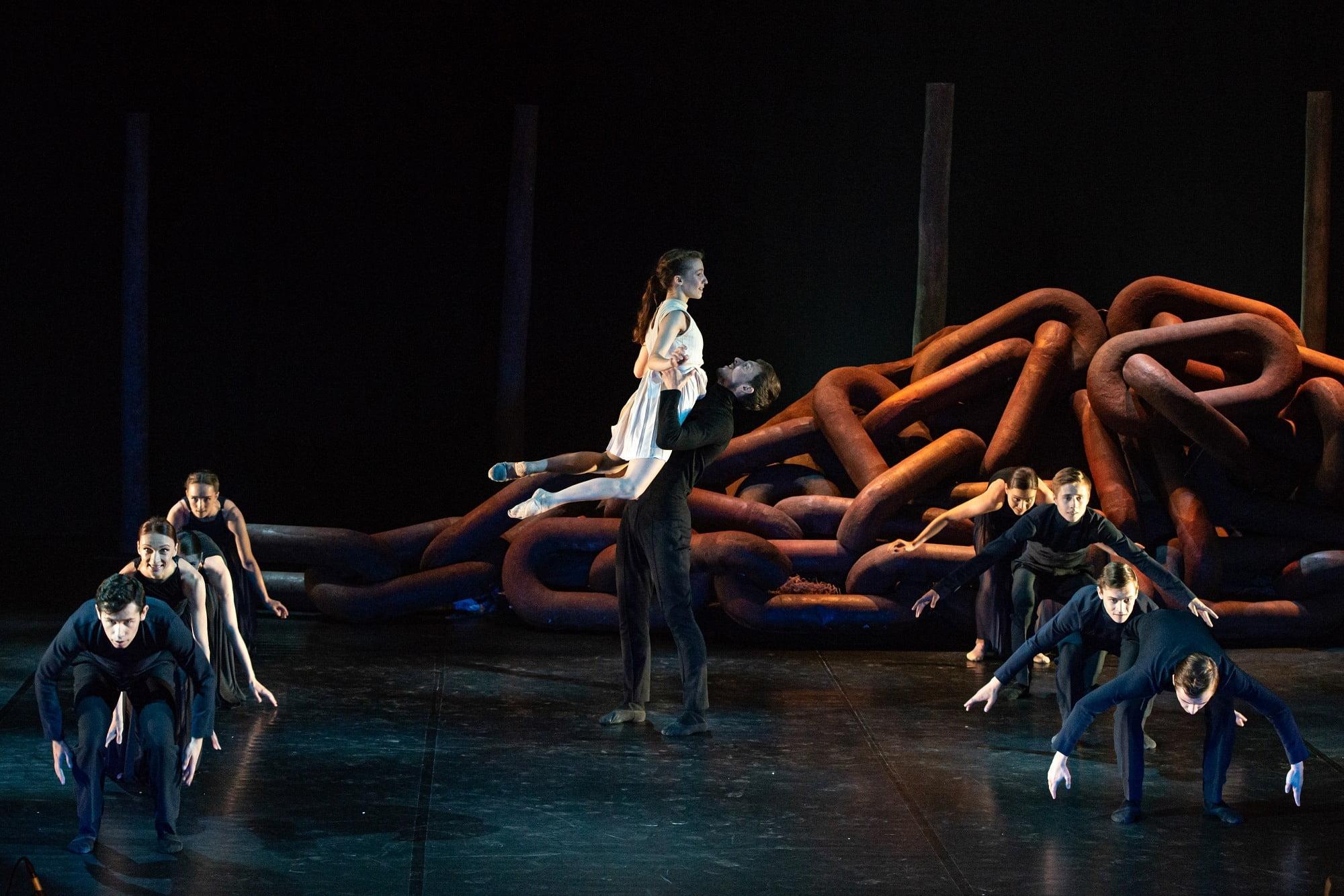 Klaipėdos valstybinis muzikinis teatras ribotą laiką leis žiūrėti spektaklius virtualiai