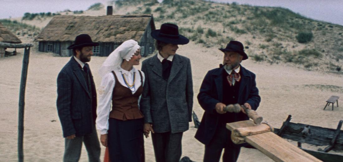 """Atgimsta legendinis A. Puipos filmas """"Moteris ir keturi jos vyrai"""" – pamatyti galės visi"""