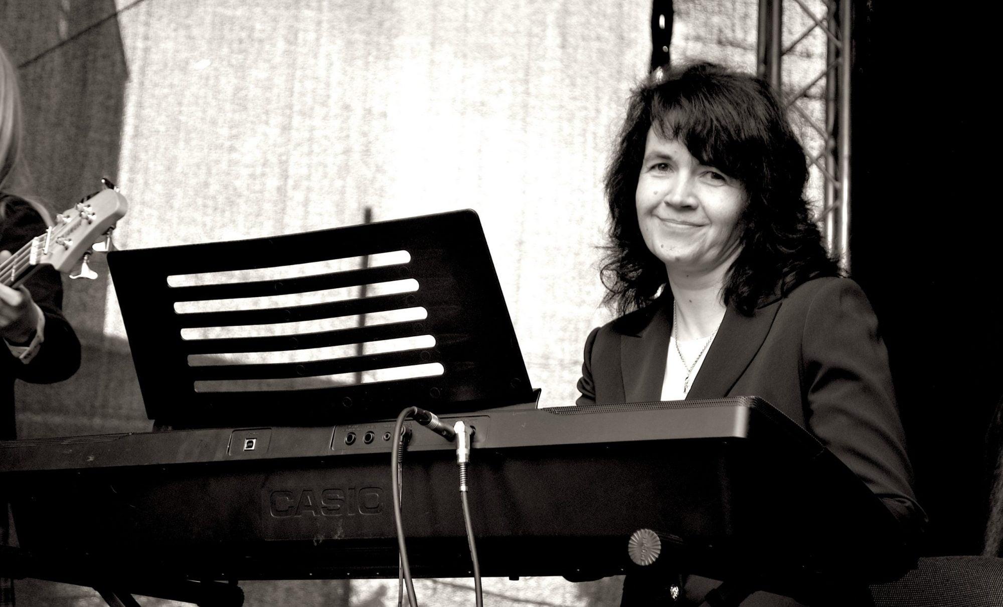 Muzikos mokytoja Jurgita Turlienė: mokykla namuose – ir išlieka mokykla