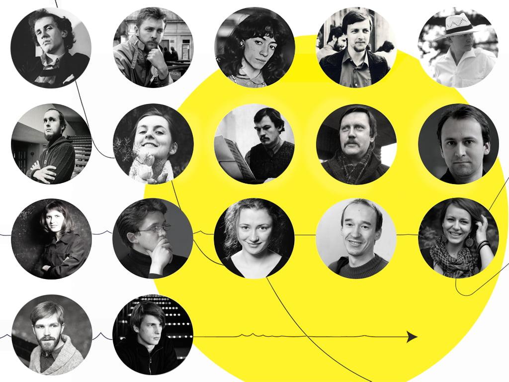 """Kviečia klausytis seniausio Lietuvoje šiuolaikinės muzikos festivalio """"Druskomanija"""" audiometraščio"""