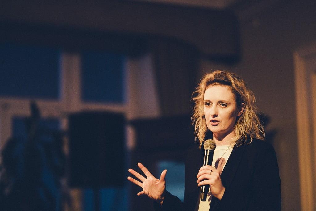 Gabrielė Tuminaitė: neblogas metas apsvarstyti, kam apskritai reikalingas teatras