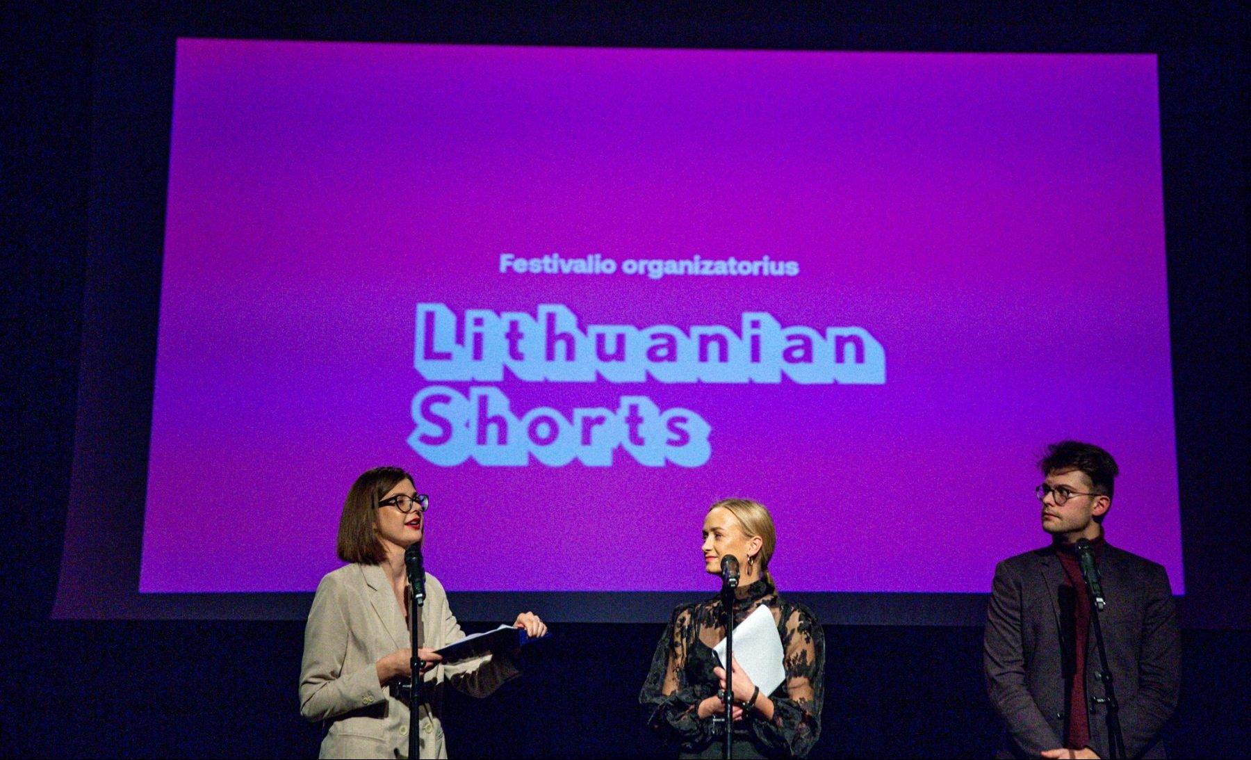 """""""Lithuanian Shorts"""" gimtadienio proga – lietuviškų trumpametražių filmų """"TOP8"""""""
