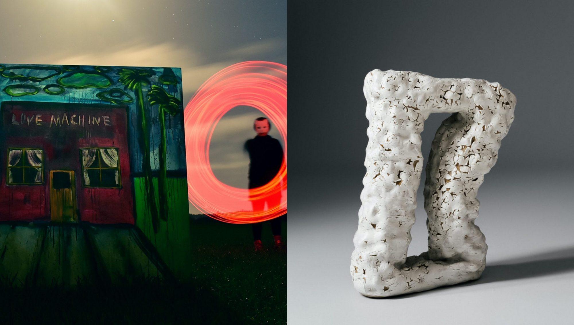 """Galerijoje """"Arka"""" –dvi naujos jaunosios kartos menininkių personalinės parodos"""