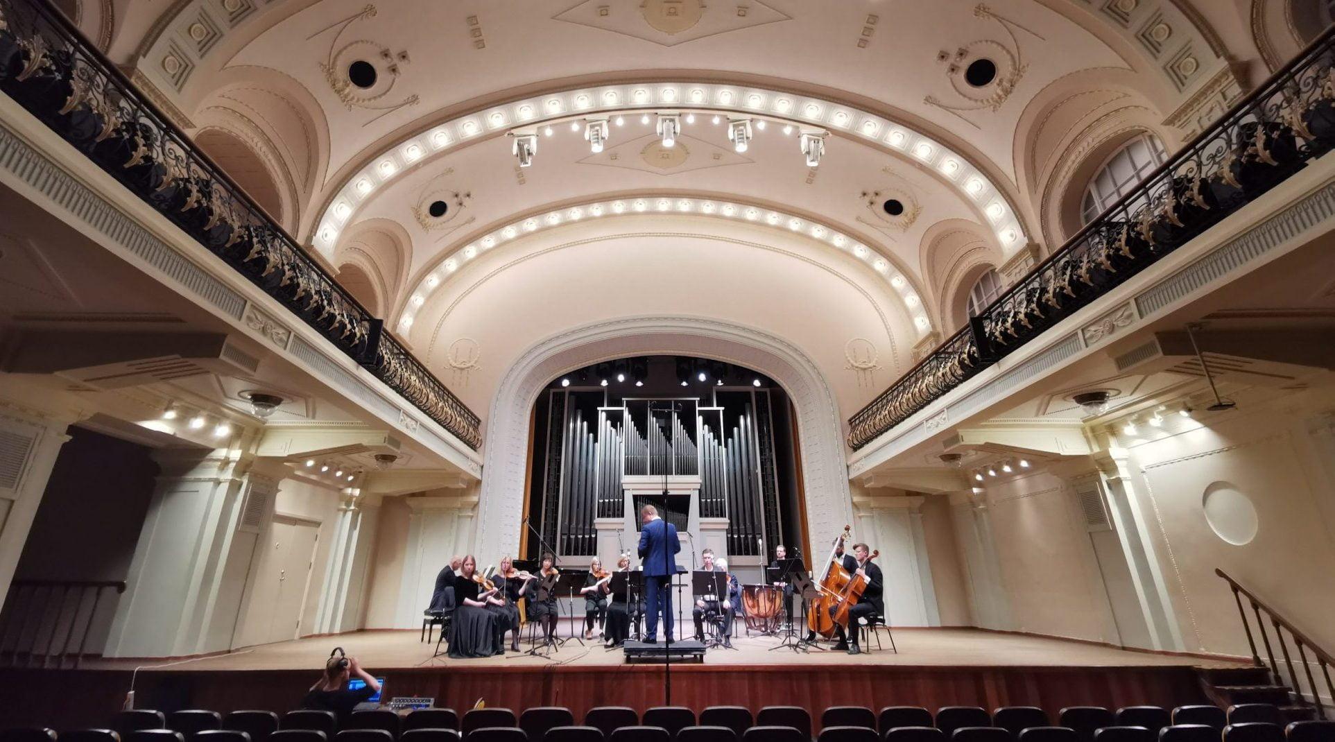 """20 moksleivių kūrinių nuskambės konkurso """"Mano nata"""" virtualiame koncerte"""