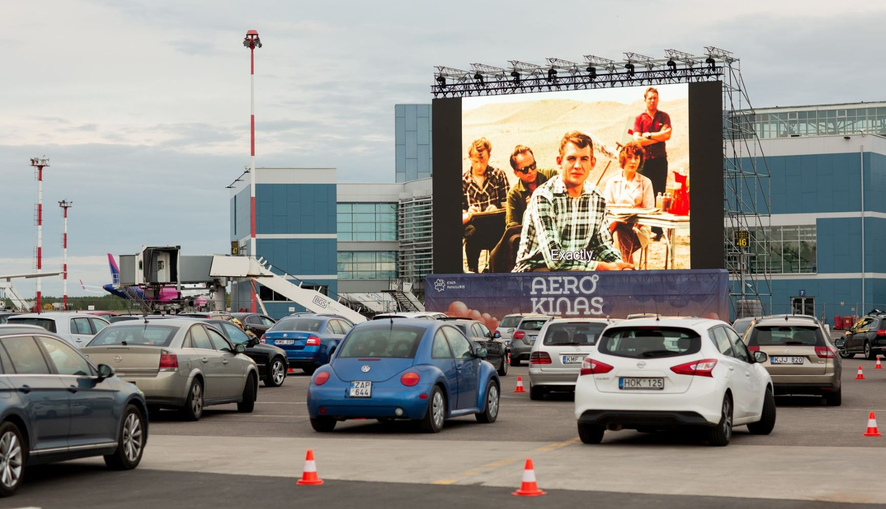 Kultūros ministras inicijavo bendrą kreipimąsi į EK dėl kino festivalių finansavimo