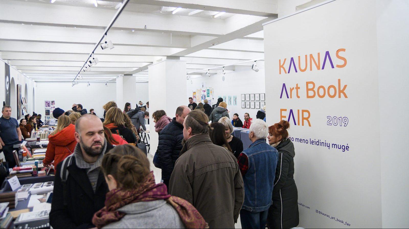 """""""Kaunas Art Book Fair"""" skelbia atvirą kvietimą dalyviams"""