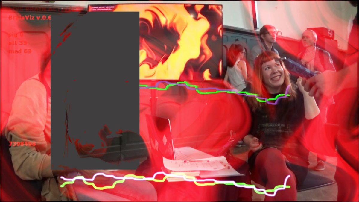 Naujas performanso dokumentavimo metodas – Marijos Griniuk meninio tyrimo parodoje