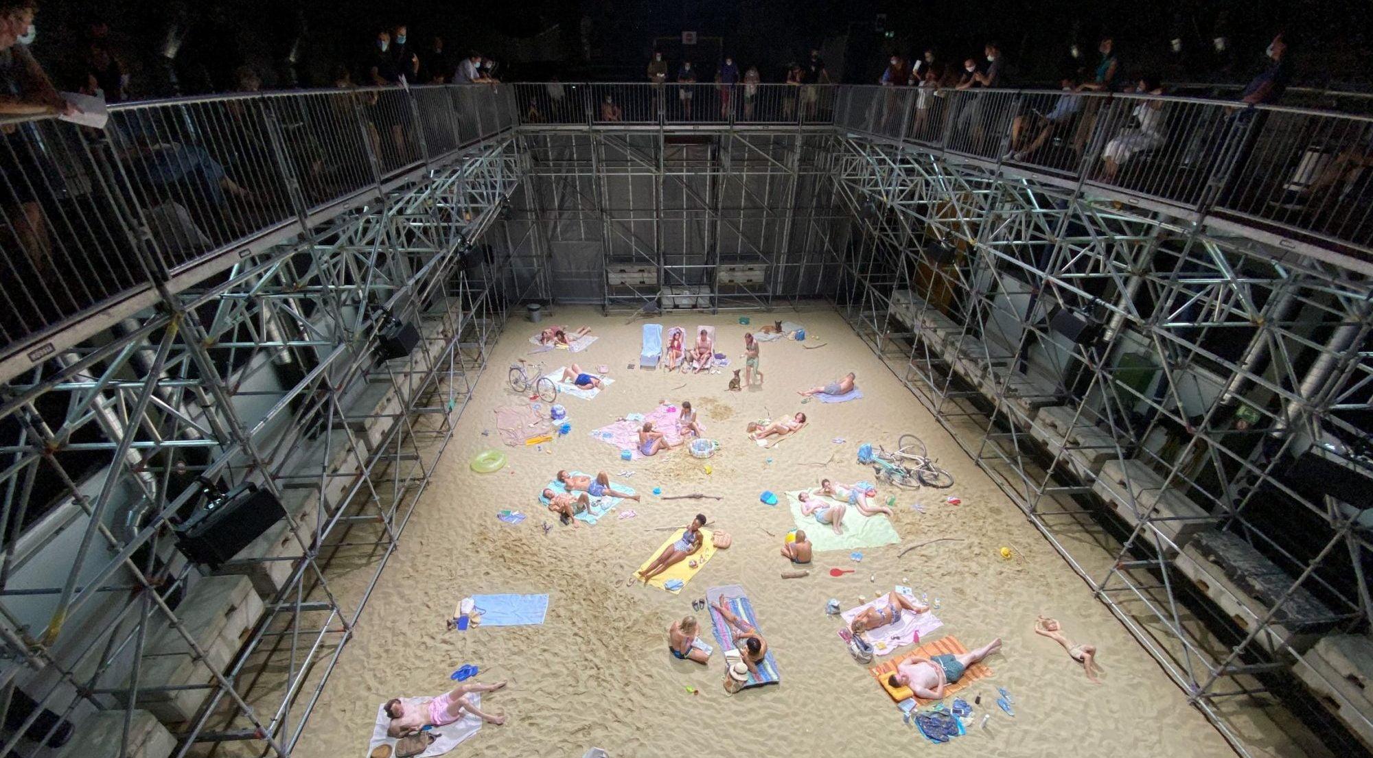 """Festivalyje Ciuriche –  šveicariška """"Saulės ir jūros"""" premjera"""