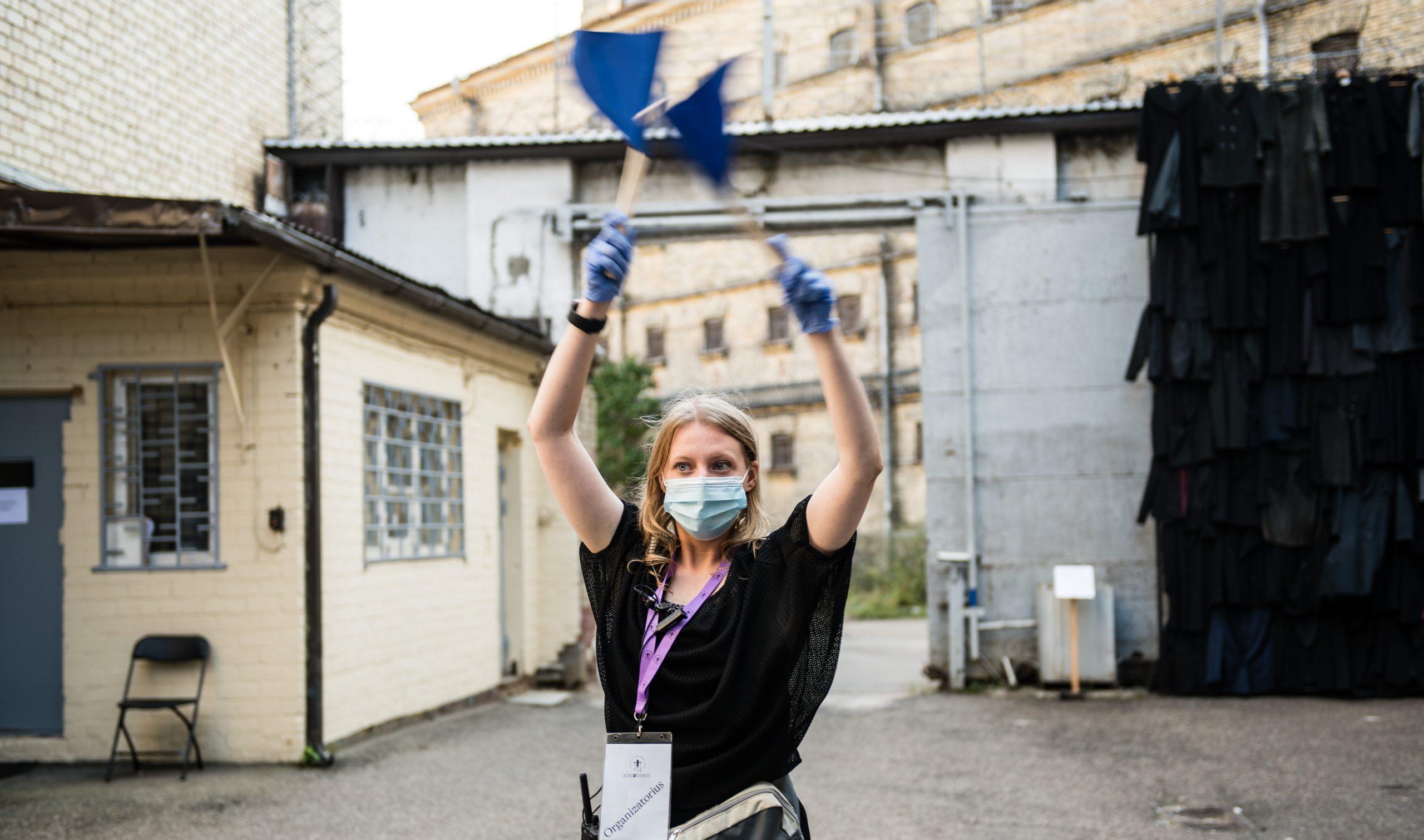 Vilniaus mažojo teatro bendruomenė reikalauja aiškumo: mus piktina institucijų tyla