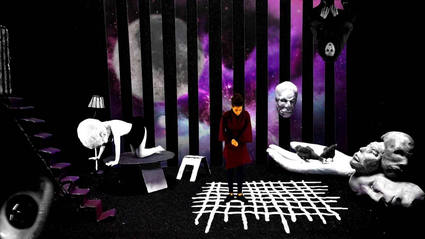 Karantino rezultatas – Apeirono teatro kinas: naujas kūrinys veda į akistatą su savimi