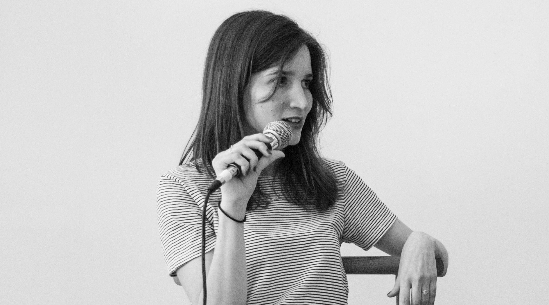 """Parodą pristatanti kuratorė Alba Folgado: """"Menas – atsakas į mus supančią visuomenę"""""""