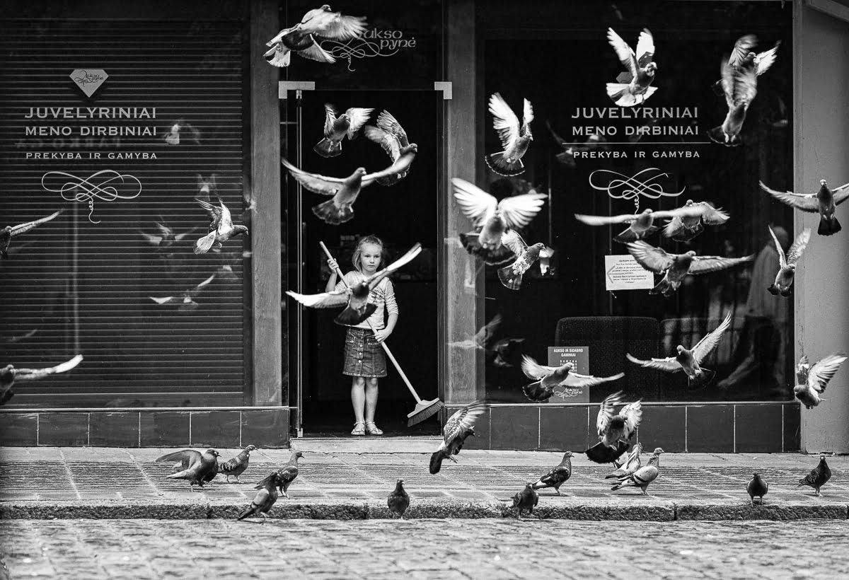 Fotografas R. Ščerbauskas kviečia pažvelgti į per dešimtmetį užfiksuotą Kauno gyvenimą