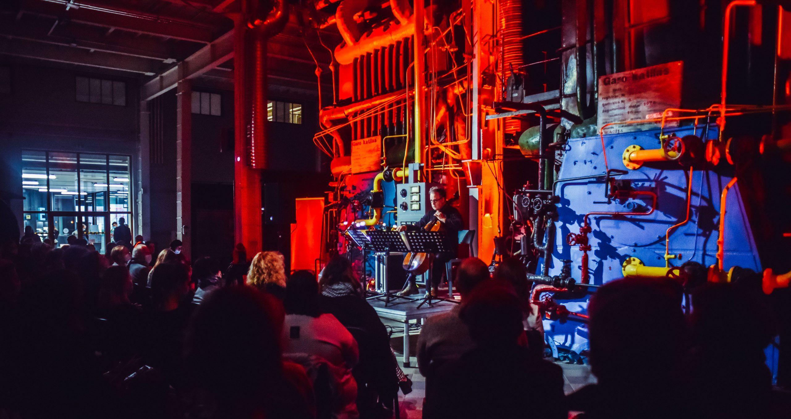 """Festivalio """"Muzikos ruduo"""" uždarymą lydės pasaulinės premjeros ir ambient muzika"""