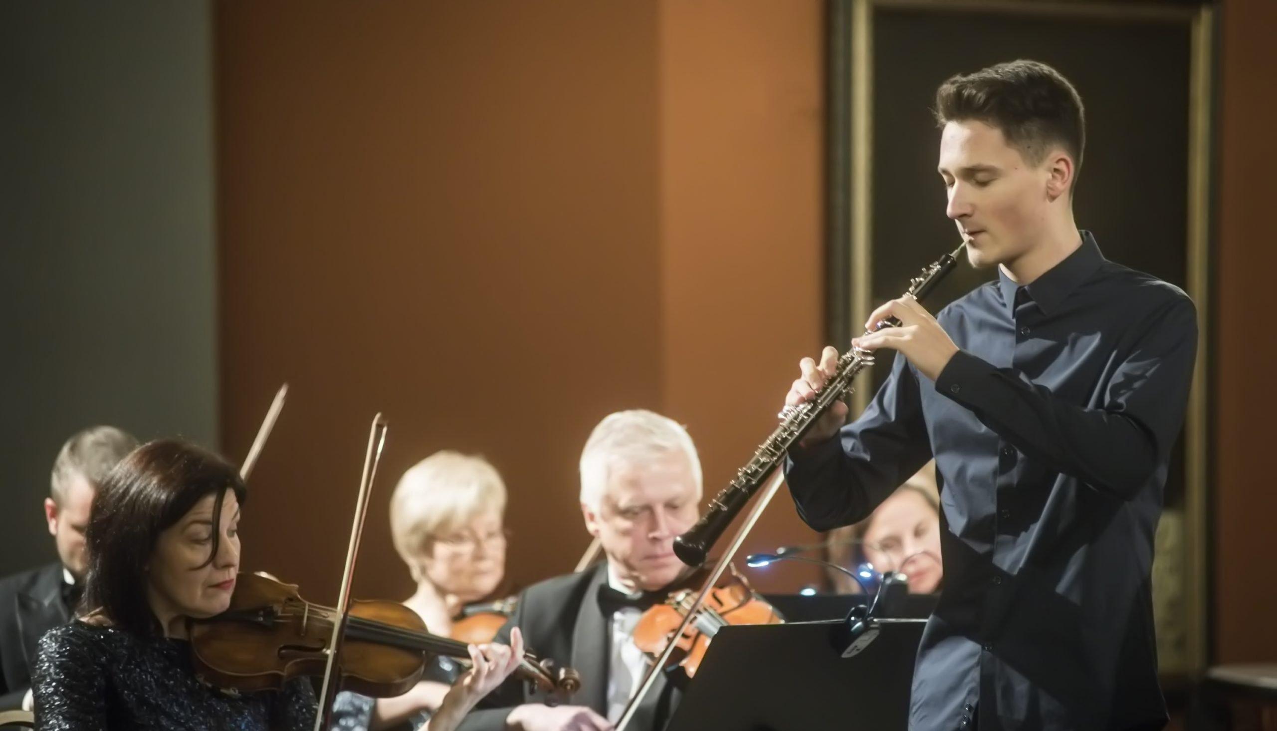Filharmonijos skaitmeninėje koncertų salėje – žiemos klasika ir premjera