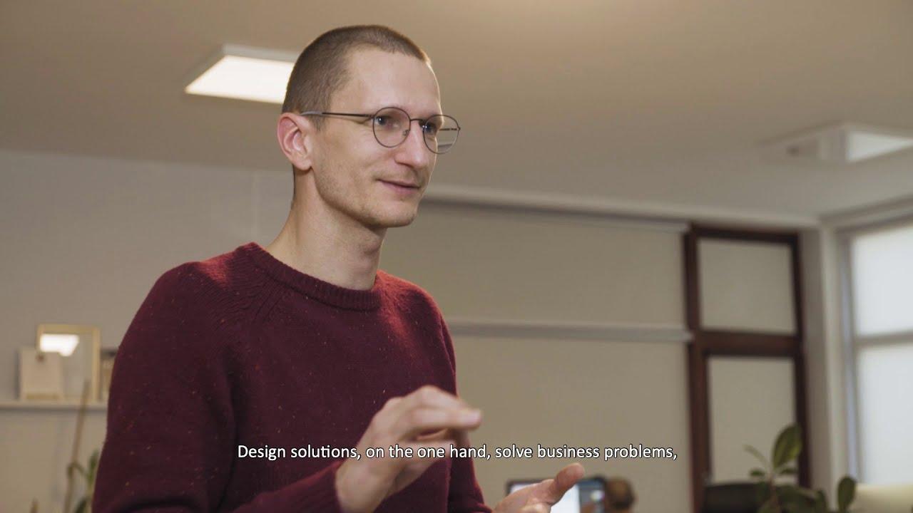 Dizaino dokumentika: paslaugų dizainas