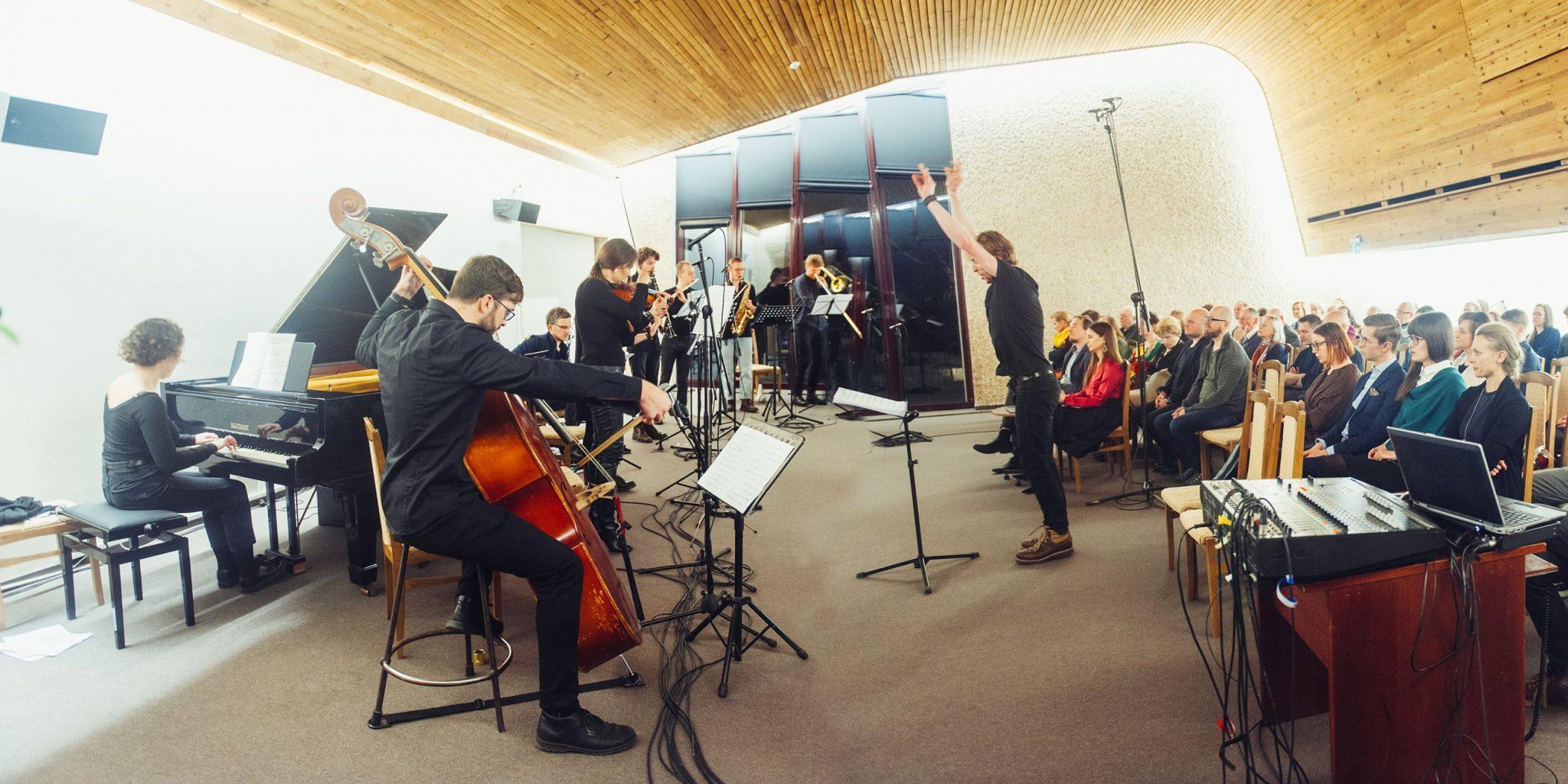 Kviečia teikti 2020 metų kūrinius kompozitorių apdovanojimams
