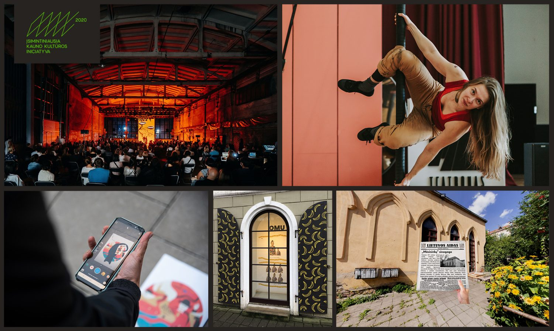 Kviečia balsuoti už įsimintiniausią Kauno kultūros iniciatyvą