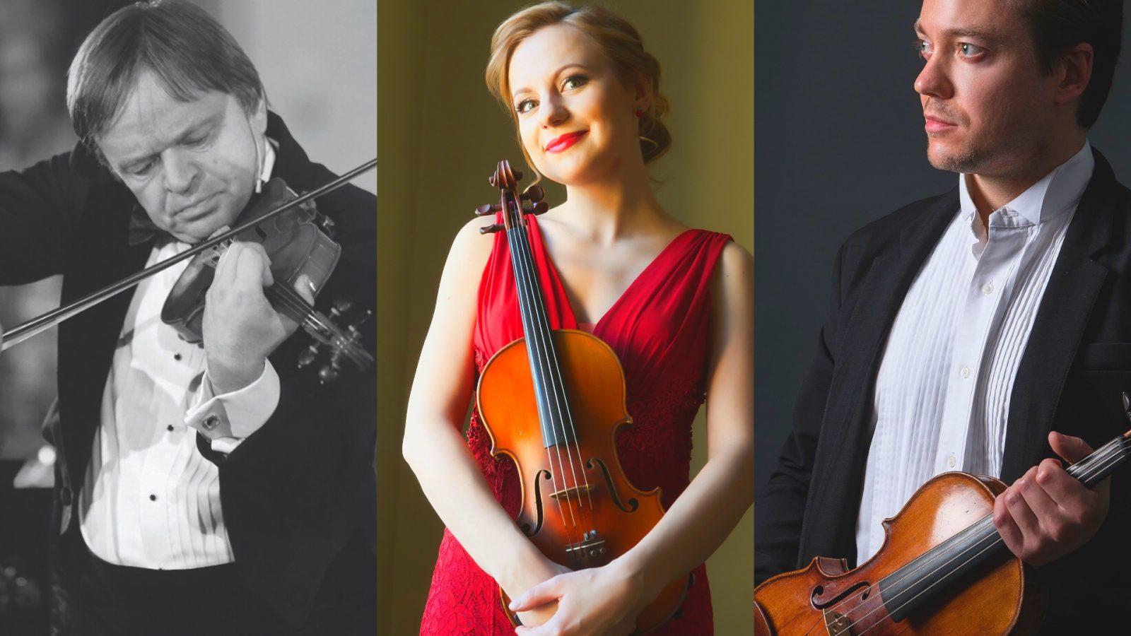LVSO klausytojams vėl atveria duris: skambės Baltijos šalių orkestrų festivalio koncertas