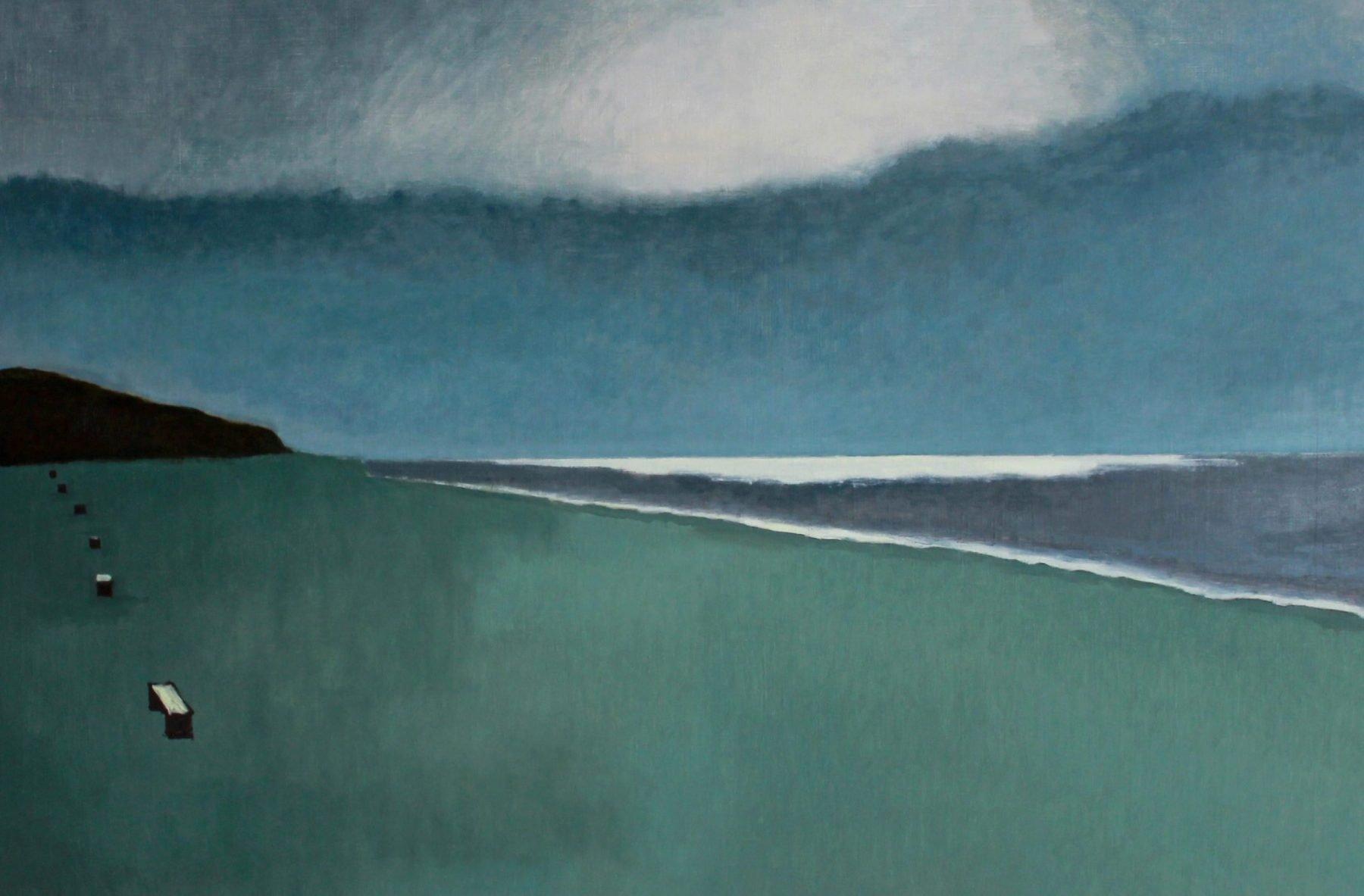 """Parodoje """"Ta pati jūra. Kita diena"""" – gilus žvilgsnis į žmogų ir gamtą"""