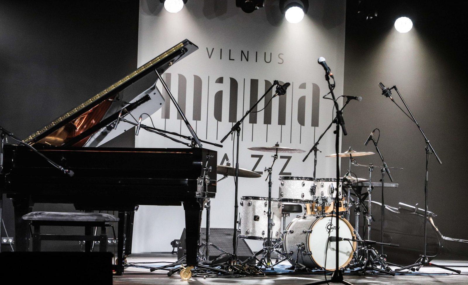 """""""Vilnius Mama Jazz"""" skuba švęsti jubiliejų ir skelbia žinią"""